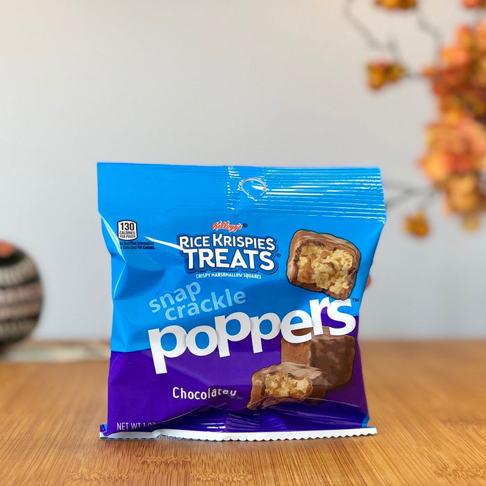 Rice Krispies Treats Poppers - Chocolately aus Amerika