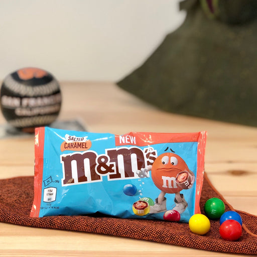 Salted Caramel M&M's