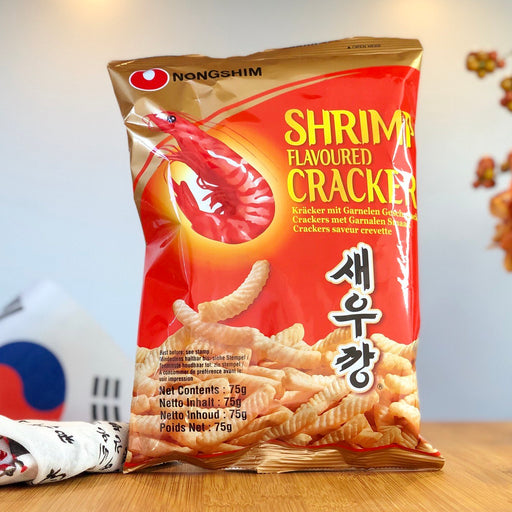 Shrimp Flavoured Cracker aus Korea
