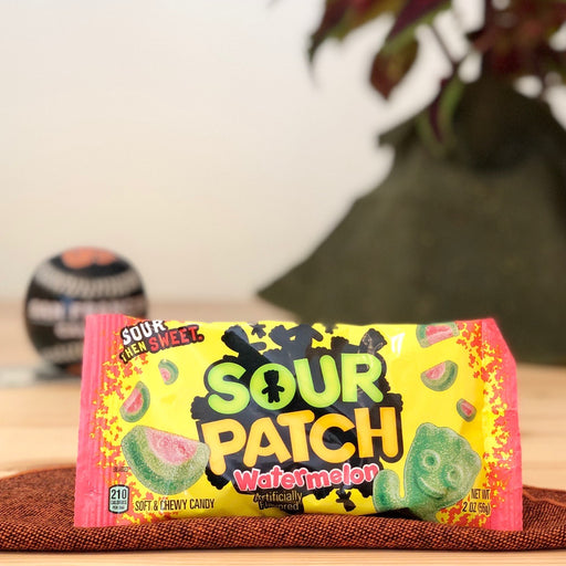 Amerikanische Gummibärchen Sour Patch Watermelon