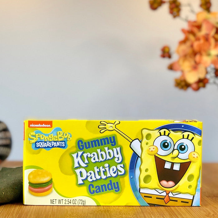 Spongebob Squarepants - Gummy Krabby Patties