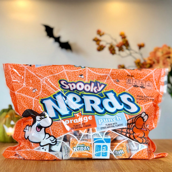 Spooky Mini Nerds