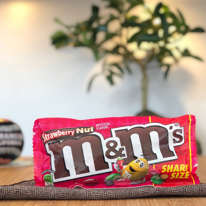 M&M's - Strawberry Nut (Share Size)