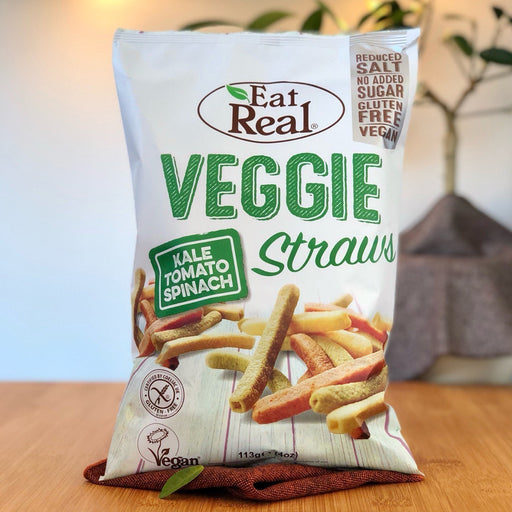 glutenfreie Chips Veggie Straws - Gross