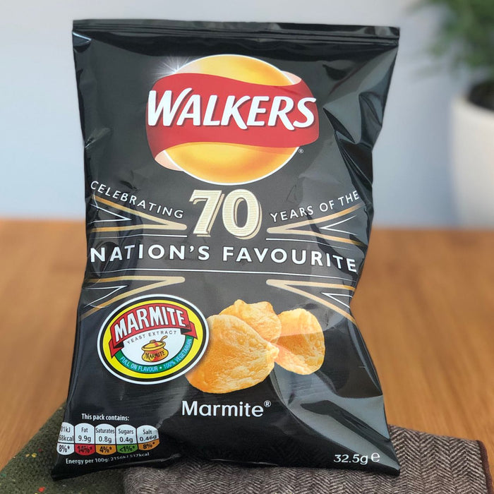 Walkers Marmite Chips
