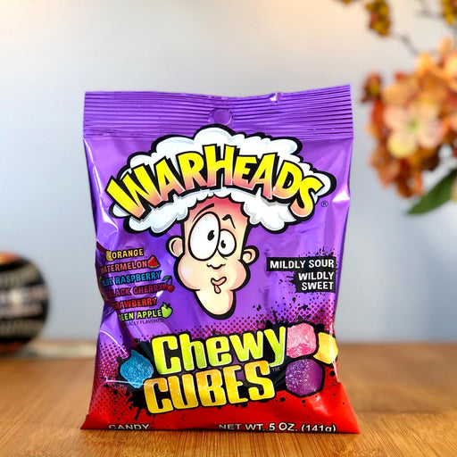 Warheads Sour Chewy Cubes aus Amerika