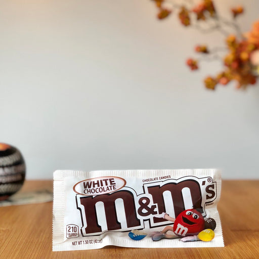 White Chocolate M&Ms aus Amerika
