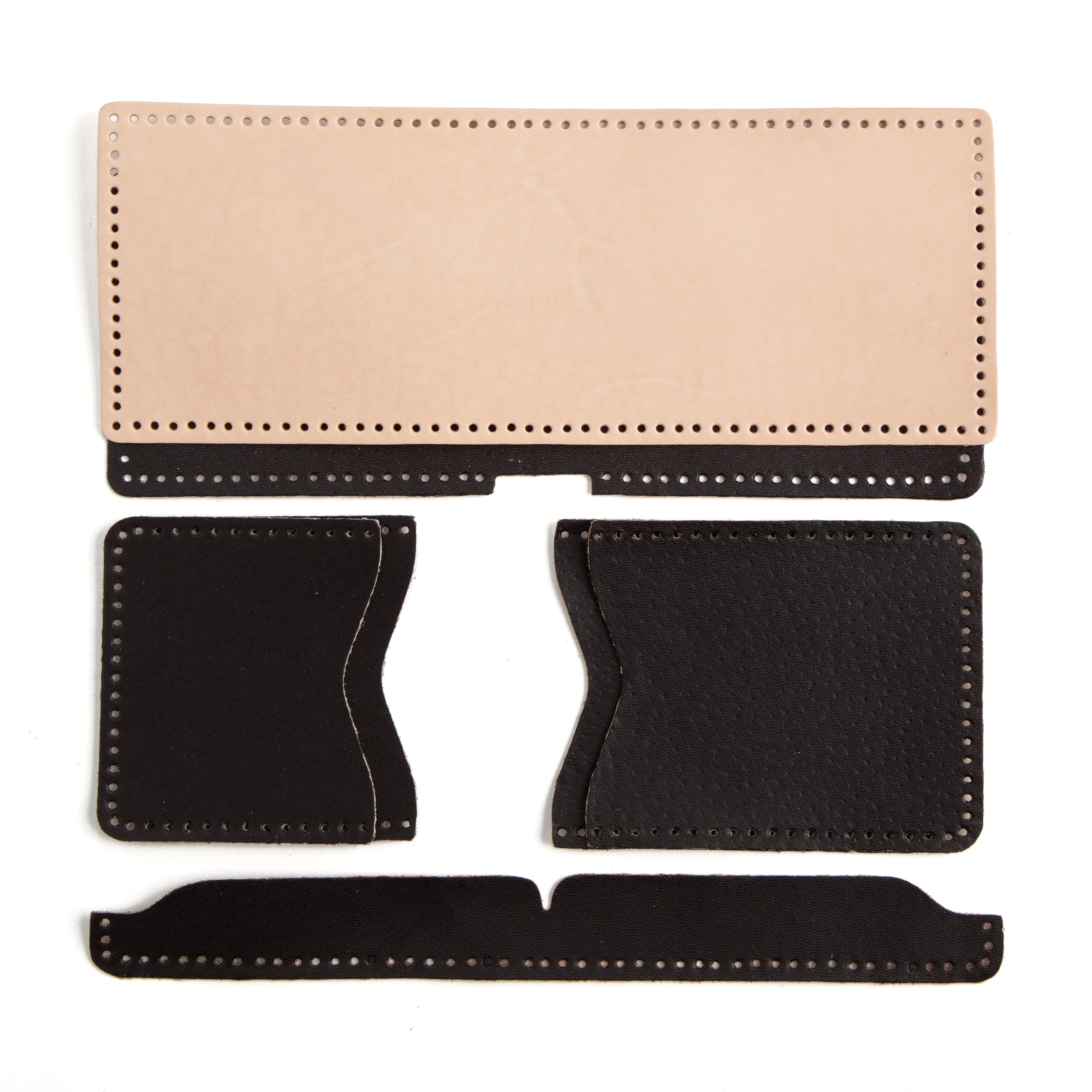 Top Notch Billfold Leather Only - 10 Pack