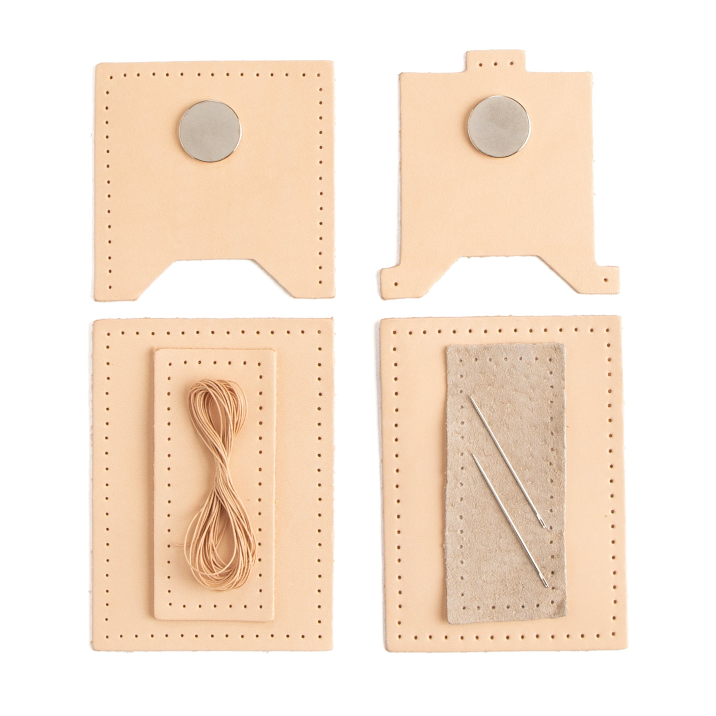 Classic Money Clip Wallet Kit