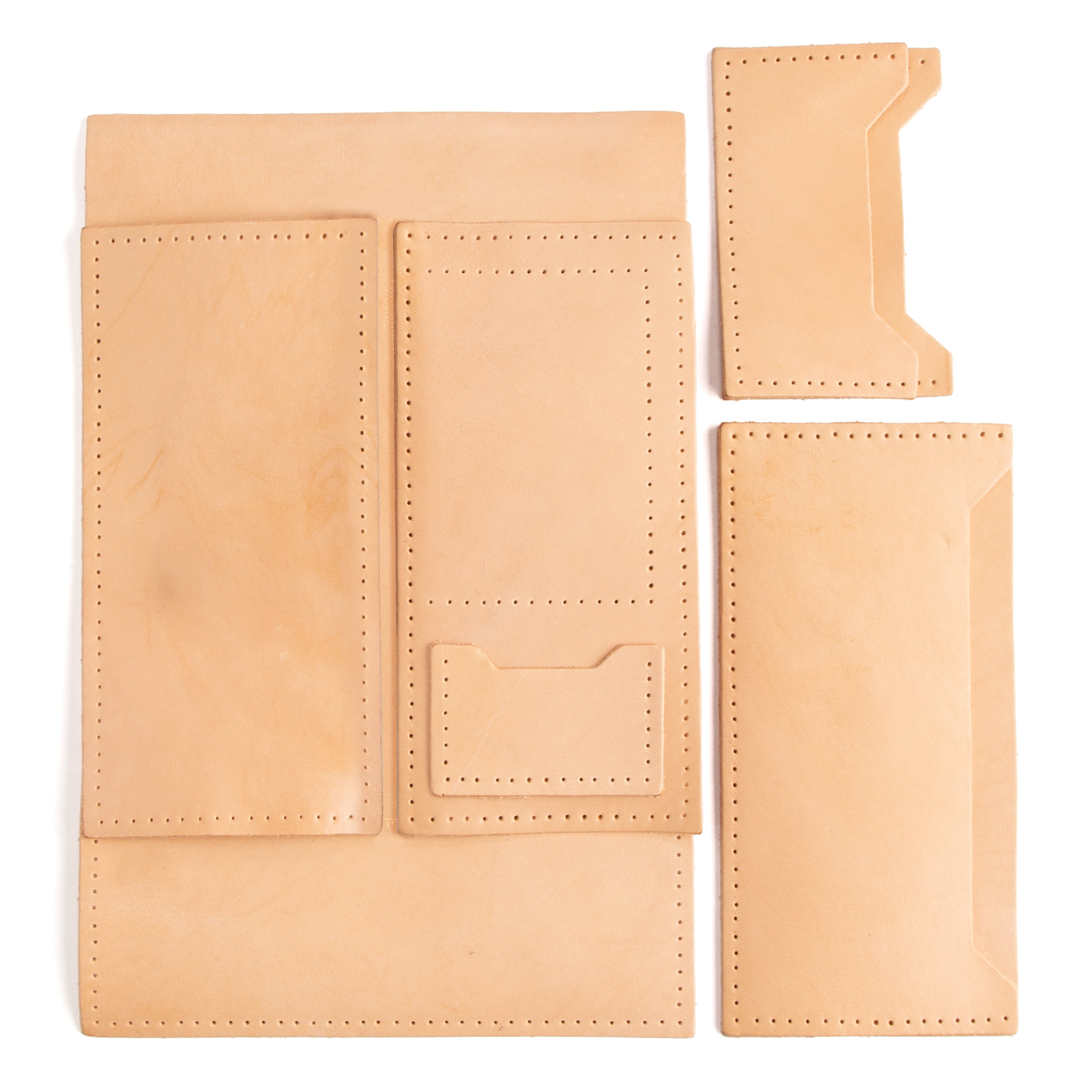 Classic Surveyor Wallet Leather Only - 10 Pack