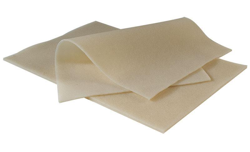 "Crepe Rubber Sheet 3Mm 12"" X 18"""