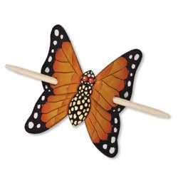 Butterfly Barrette Kit