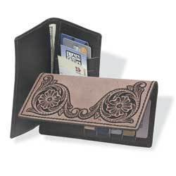 Roper Wallet Kit Black