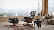 Load image into Gallery viewer, Lounge Chair & Ottoman — Designed by Charles & Ray Eames