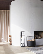 Load image into Gallery viewer, Eldvarm Fireplace — Designed by Emma Olbers