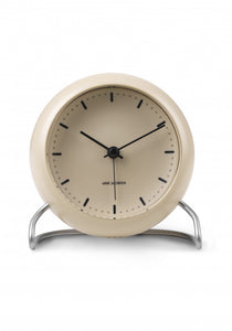 Table Clock — Designed by Arne Jacobsen