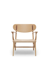 Load image into Gallery viewer, CH22 Lounge Chair Carl Hansen — Designed by Hans J. Wegner
