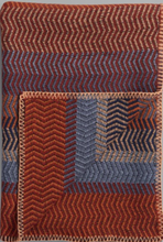 Load image into Gallery viewer, Norwegian Throws - Røros Tweed