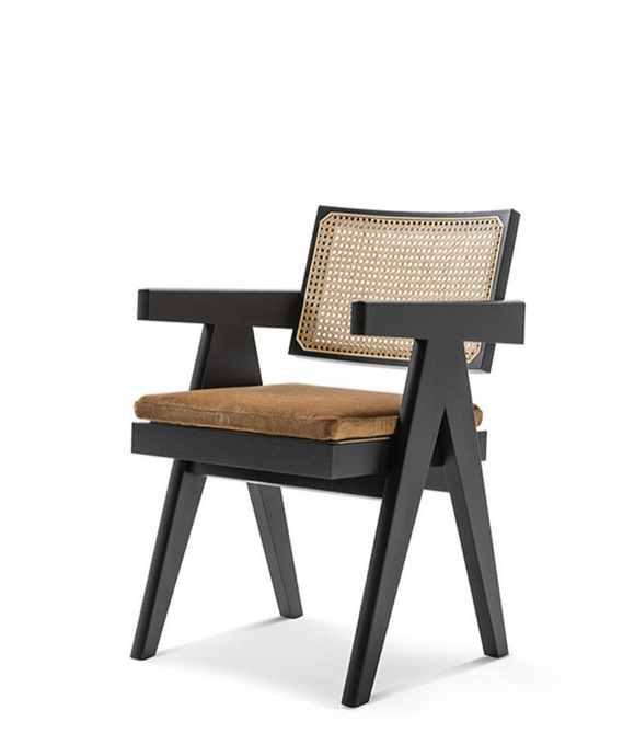 Capitol Complex Office Chair — Designed by Pierre Jeanneret