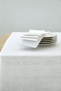 Table Linen Alfred Collection — Designed by Marie Mees Belgium