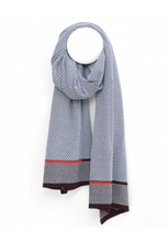 Load image into Gallery viewer, Scarves MADE IN BELGIUM — Designed by Sophie Van Acker
