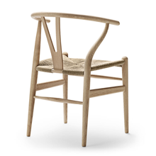 Load image into Gallery viewer, Carl Hansen - CH24 Wishbone Chair — Designed by Hans Wegner