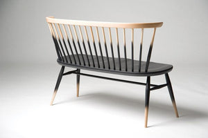 Ercol Loveseat — Designed by Lucian Ercolani