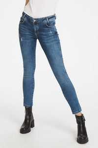 Denim Hunter Malika slit 7/8 farkut