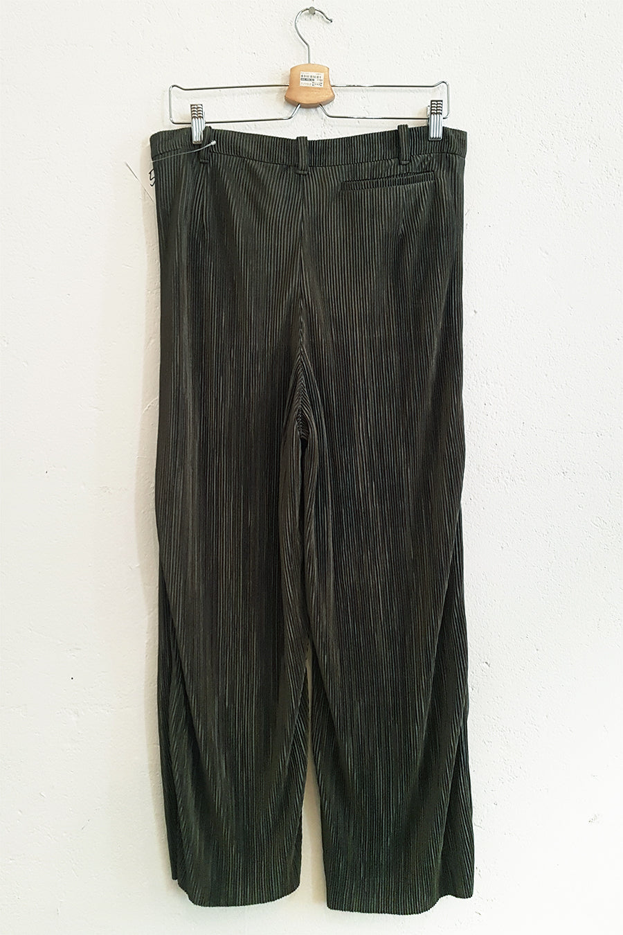 Plissee Trousers
