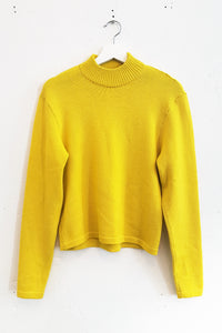 Knitted Pullover