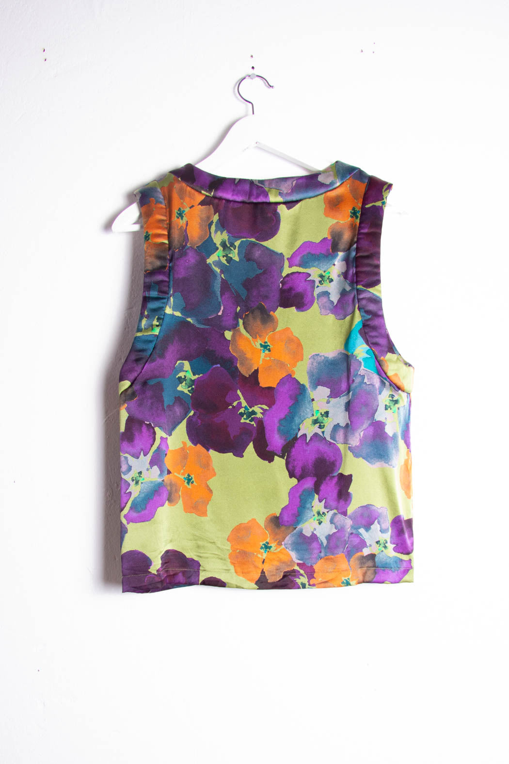 Silk Flower Play Top