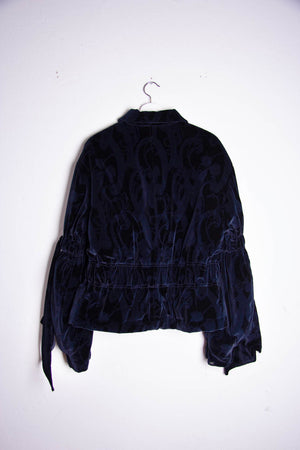 Bow Bomber Jacket