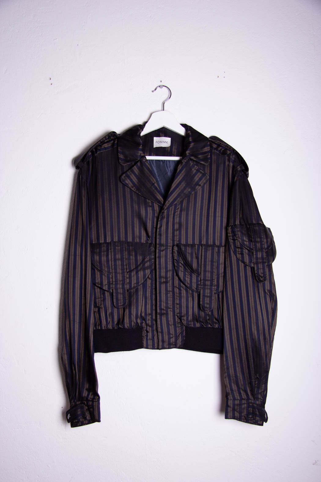 Rope Bomber Jacket