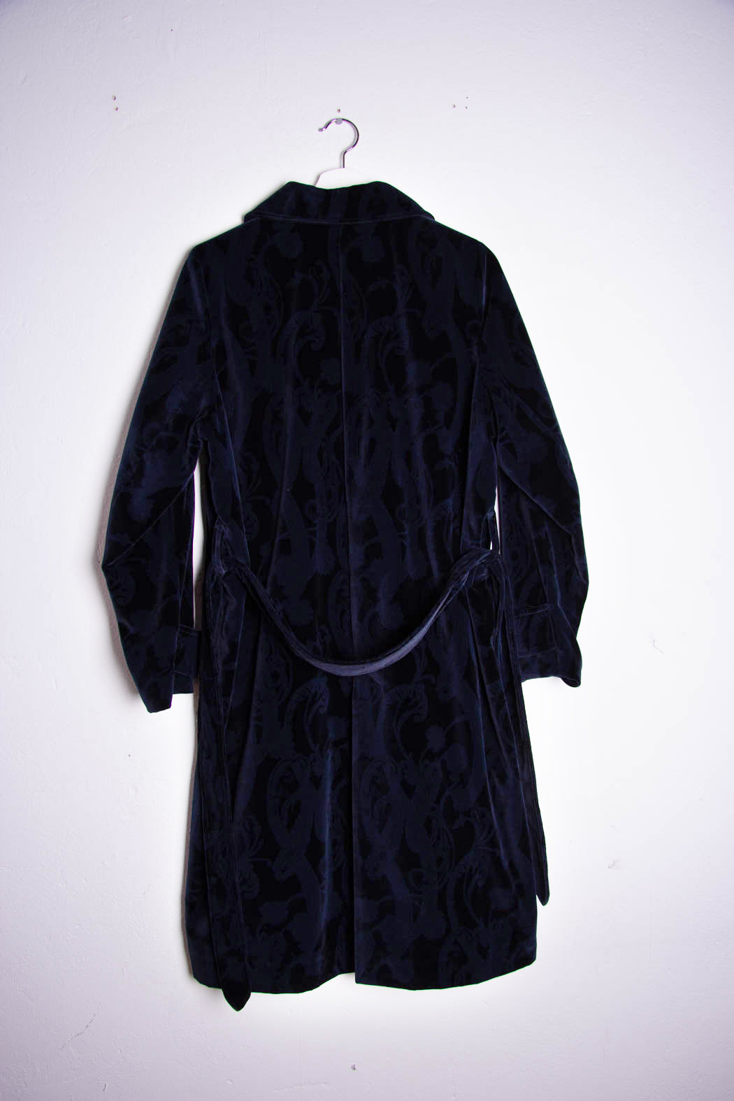 Velvet Paisley Coat (women's)