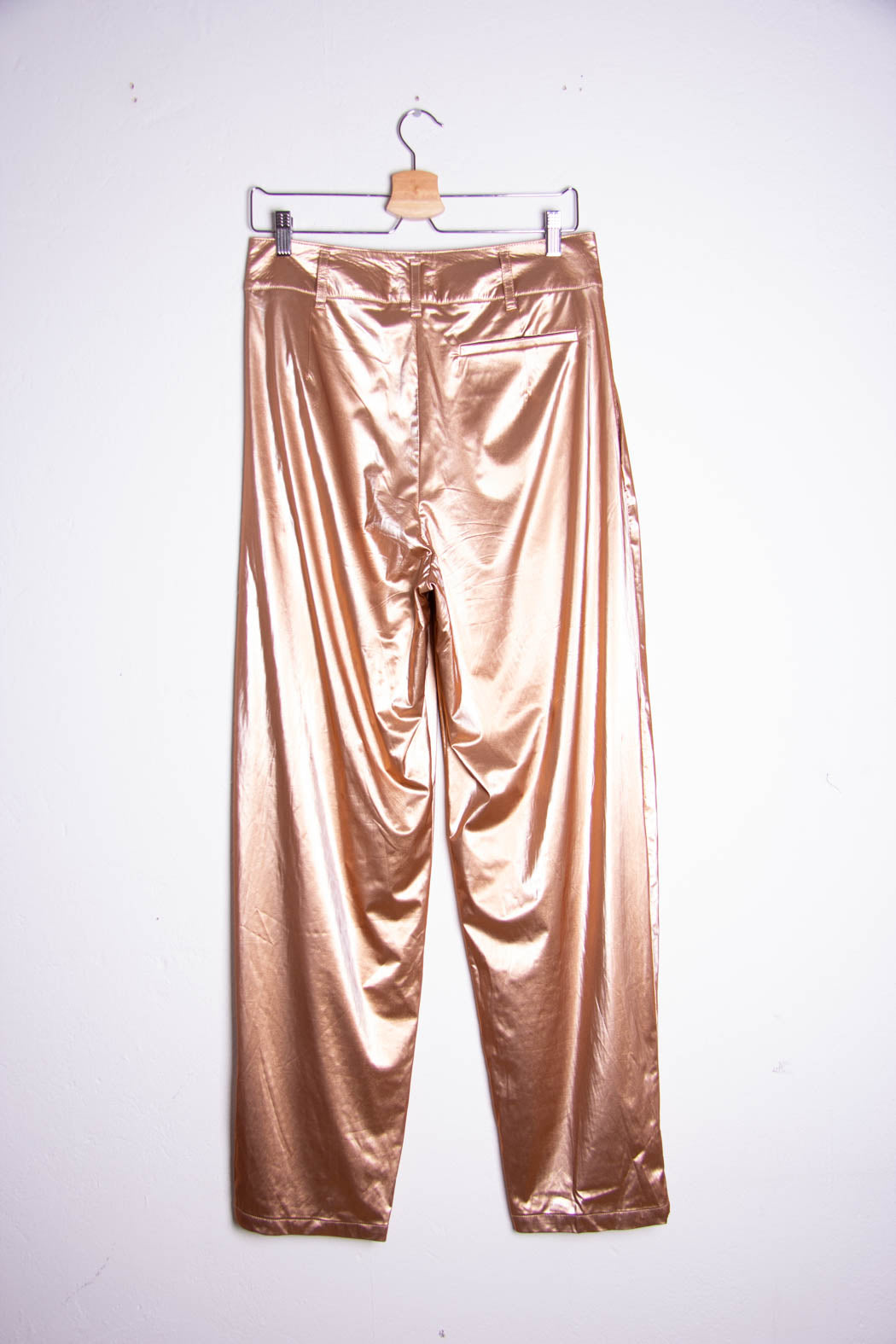 Champagne Cigar Pants