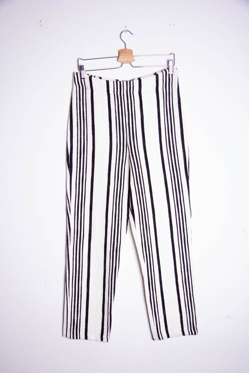 Tight Striped Pants