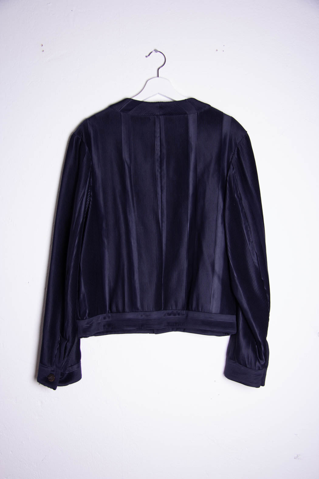 Plissée French Jacket