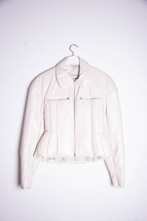 Bar Jacket white