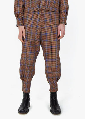 Lounge Trousers - Houndstooth