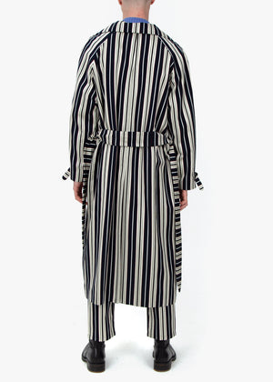 Trench Coat - Stripes