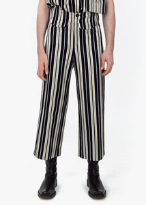 Pipe Trousers - Stripes