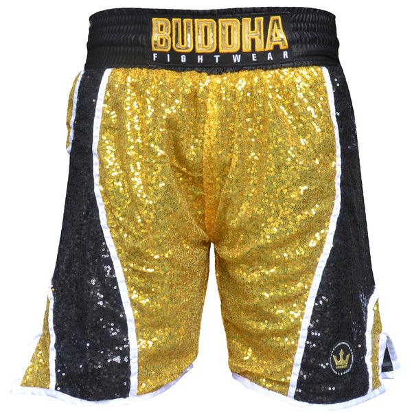 Boxeo prakak Buddha Fanatik Golden - Buddha Fight Wear