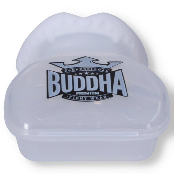 Vampire Boxing Mouth Guard Buddha White - Buddha Fight Wear