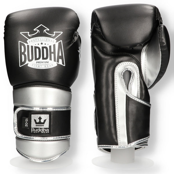 Muay Thai Kick Boxing Luvas de boxe Buddha Pro Gel - Buddha Fight Wear