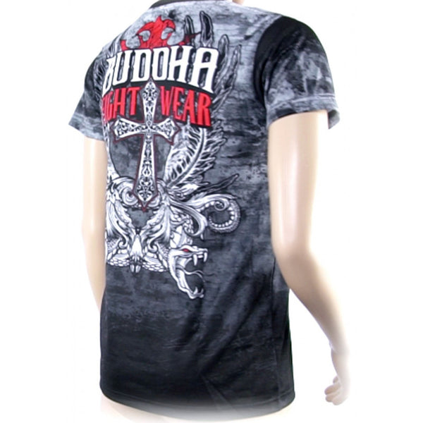 T-shirt Buddha Dark Angels - Buddha Fight Wear