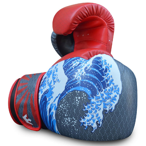 Guants de Boxa Muay Thai Kick Boxing Fantasy Tsunami - Buddha Fight Wear