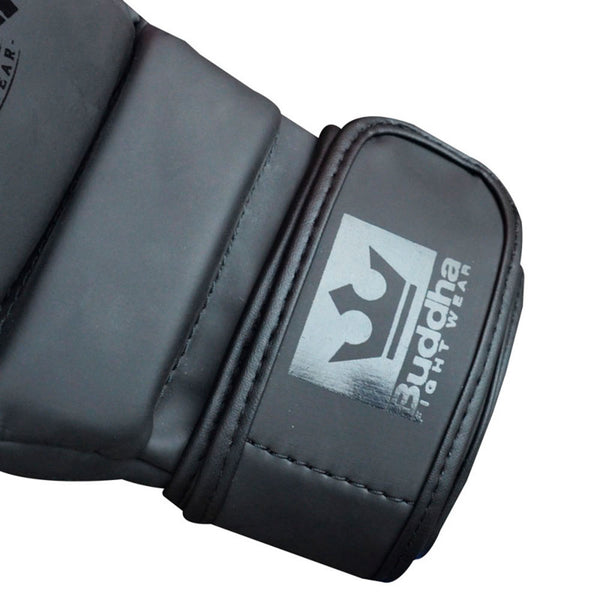 MMA gloves Buddha Amateur Black Skin Competition - Buddha Fight Wear