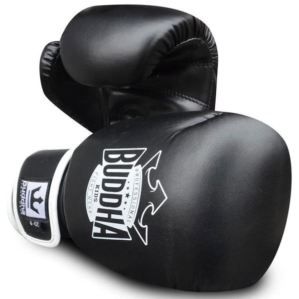 Muay Thai Children's Boxing Gloves Buddha Cheap Kids - Buddha Fight Wear
