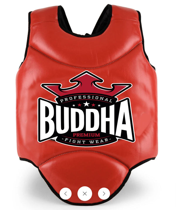 Peto Competició Amateur Buddha Thailand Vermell - Buddha Fight Wear
