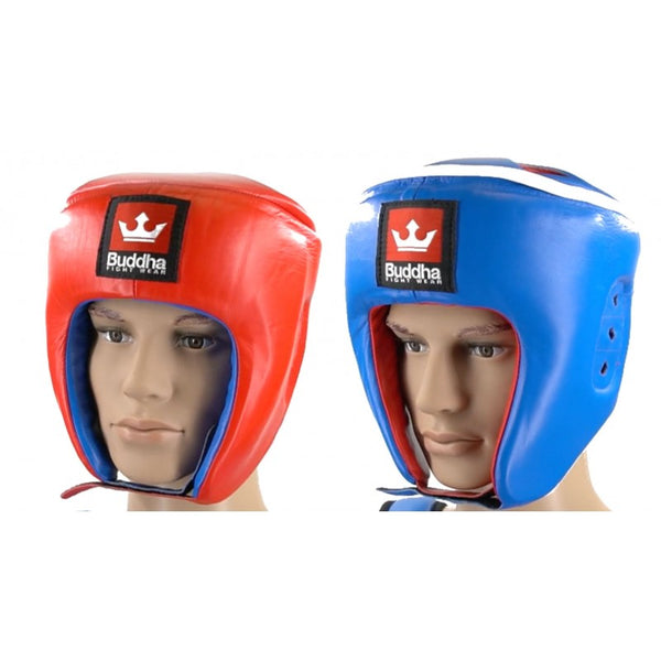 Wendehelm Homologated Competition Leder Muay Thai Boxen Kick Boxen K1 - Buddha Fight Wear